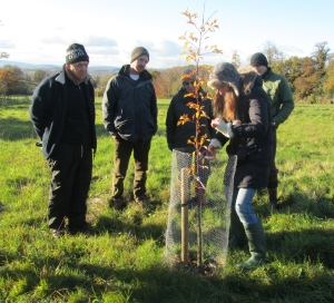Formative pruning workshop in Colwall